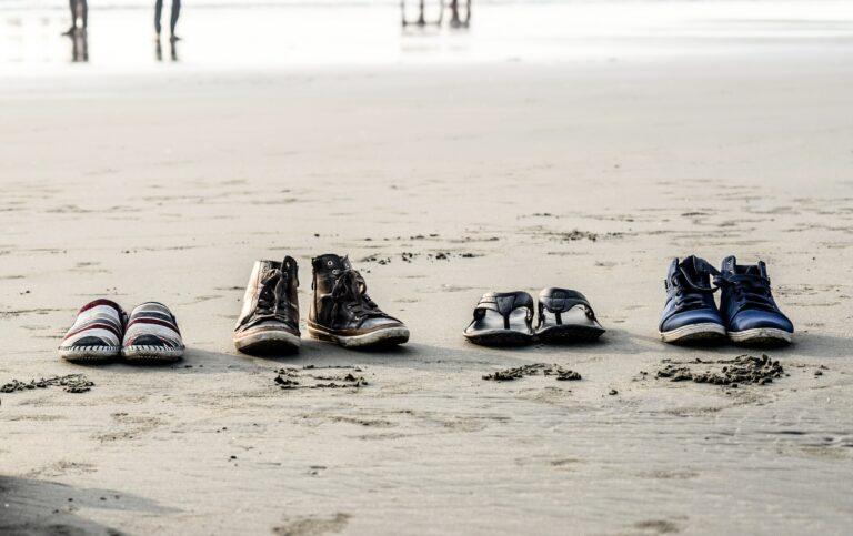 Deine Sandalen
